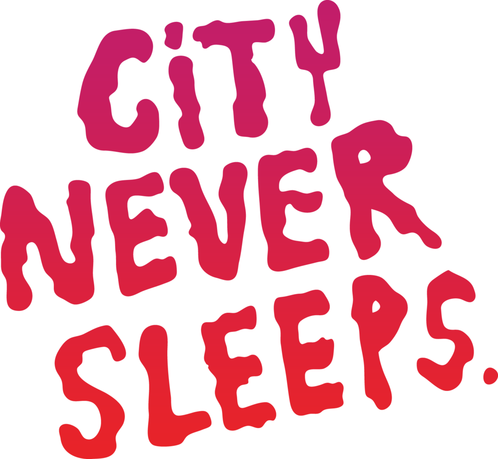 City Never Sleeps