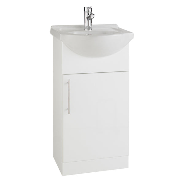 Impakt 450mm Cabinet with Basin