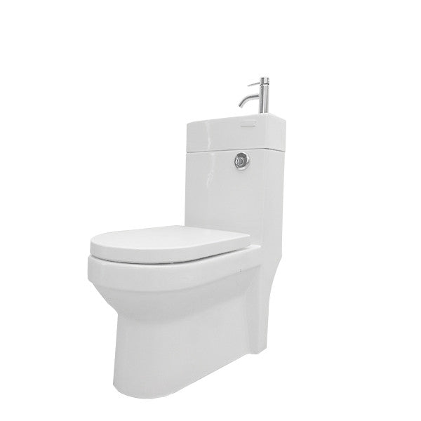 Hurj 8 2-in-1 WC and Basin