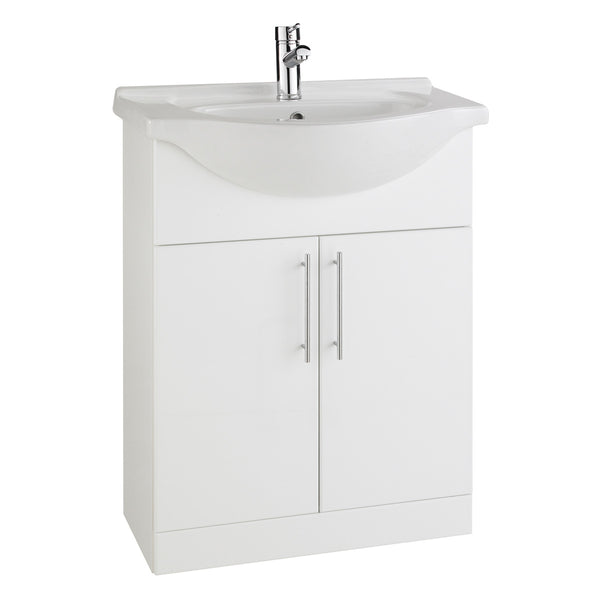 Impakt 550mm Cabinet with Basin