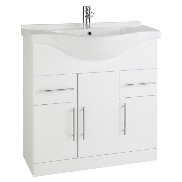 Impakt 850mm Cabinet with Basin