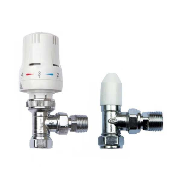 Style Thermostatic Valve Pack