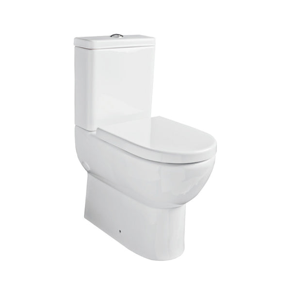 Ratio Comfort Height Close Coupled WC