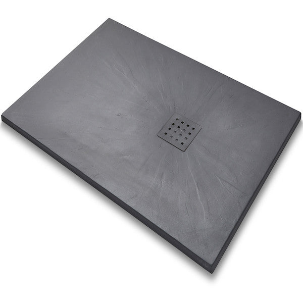 Rectangle Graphite Slate Tray - Graphite