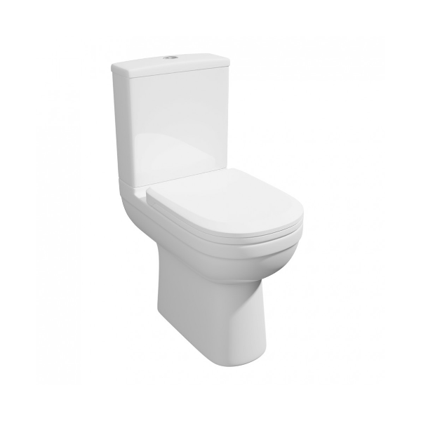 Lifestyle Comfort Height Close Coupled WC