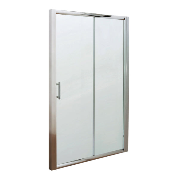 Koncept Sliding Door Shower Enclosure Make Blue