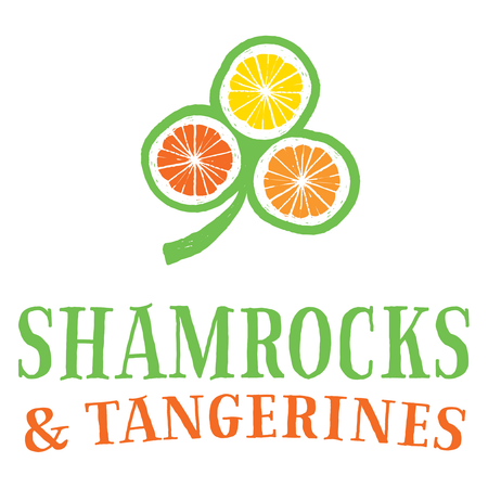 Shamrocks & Tangerines