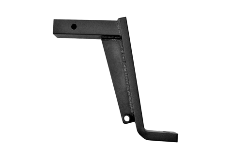Heavy Duty 18 Inch Drop Receiver Hitch