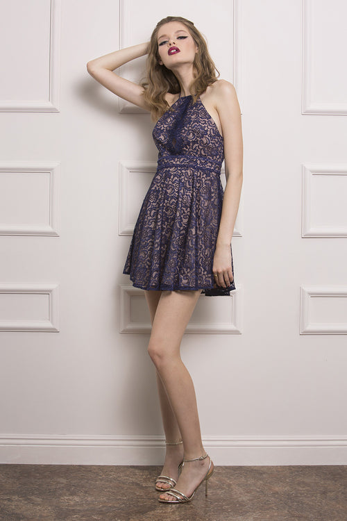 Adelie A-Line Dress