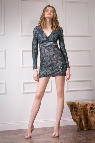 JULIA MINI DRESS