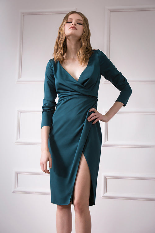SASHA MIDI DRESS