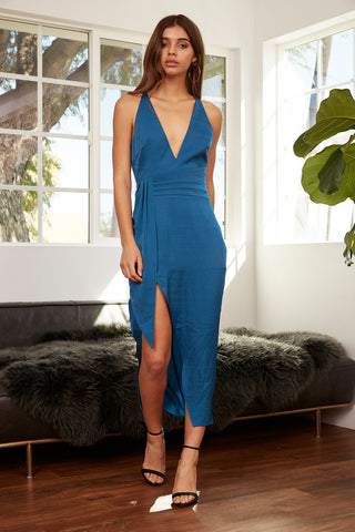 LUNA  SLIP DRESS