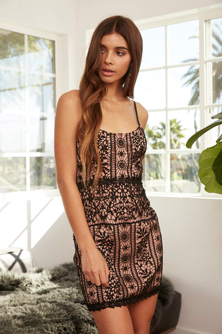 CONNOR MIDI DRESS