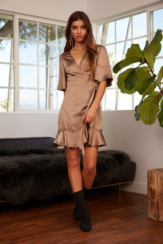 WILLAH SHIRT DRESS