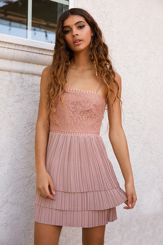 ARIANNA LS DRESS