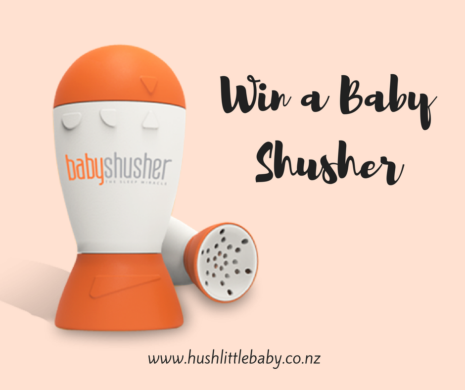Win a Baby Shusher!