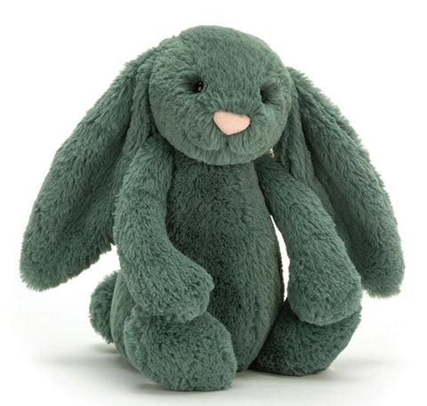 Bashful Bunny- Forest Medium