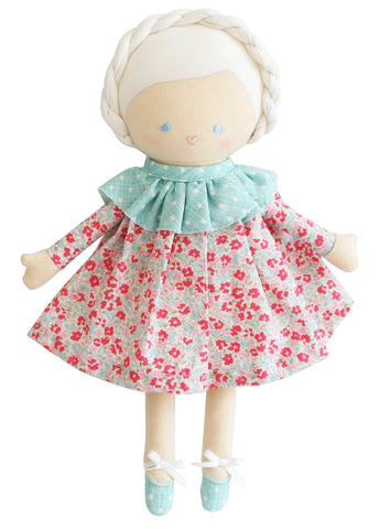 Baby Coco - Sweet Floral Doll - 26cm