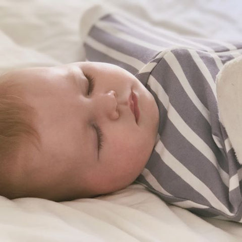 Jaxs and Co Angel Sleep Sack - Stripe