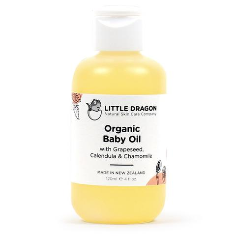 Little Dragon Baby Oil