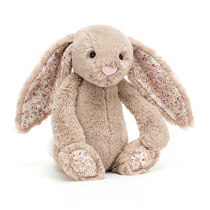 Blossom Bea Beige Medium Bashful Bunny