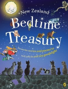New Zealand Bedtime Treasury -Sold out