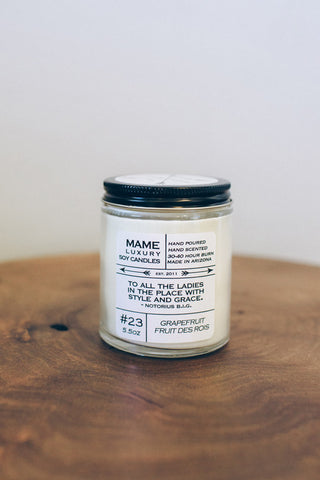 Style & Grace- 5.5 oz Soy Candle