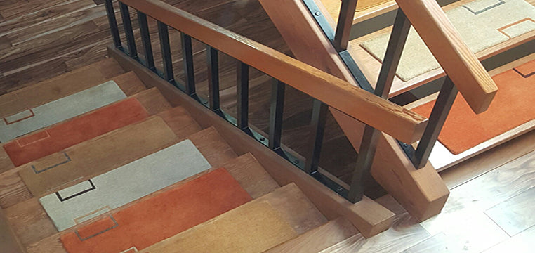 Imagine A Handmade Rug For Every Stepu2026 Alto Steps Are A Fun, Practical And  Modular Solution For Your Stairs. They Prevent Slipping, Soften The Noise,  ...