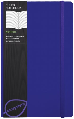 ecosystem Journal Ruled: Medium Grape Hardcover (ecosystem Series)