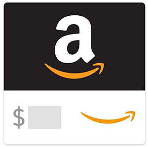 Amazon eGift Card - Black Amazon A