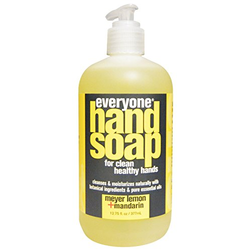Everyone, Hand Soap, Meyer Lemon + Mandarin, 12.75 fl oz (377 ml) - 2pc -  - Everyone - ProducerDJ.Market