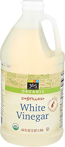 365 Everyday Value, Organic Distilled White Vinegar, 64 fl oz
