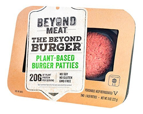 Beyond Meat, The Beyond Burger, 0.5 lb