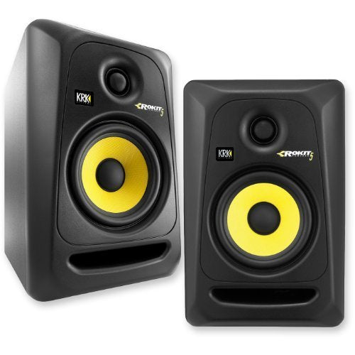 KRK RP5G3-NA Rokit 5 Generation 3 Powered Studio Monitor - Pair