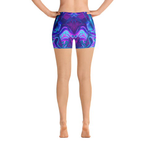 Soul Contracts Fractal Athletic Shorts