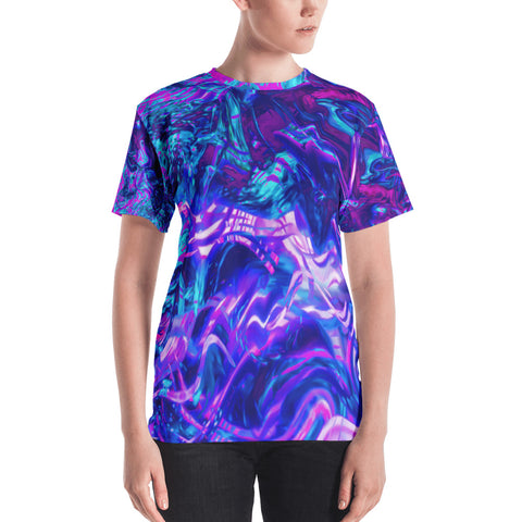 Soul Contracts Abstract Women's T-Shirt