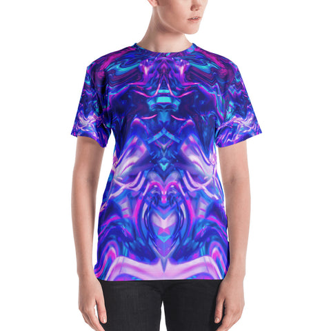 Soul Contracts Abstract Women's T-Shirt v2
