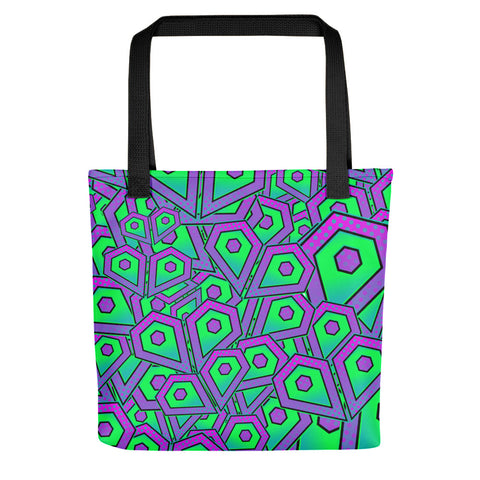 Intrepid Hearts Tote bag