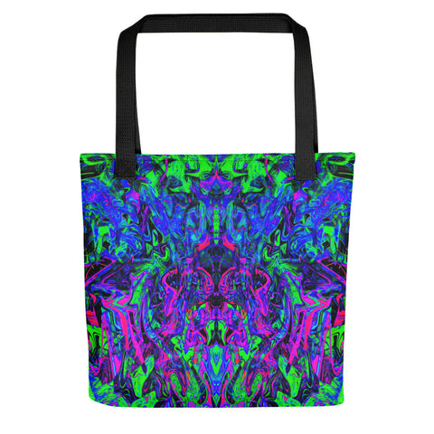 PlurthONEarth Abstract Tote bag