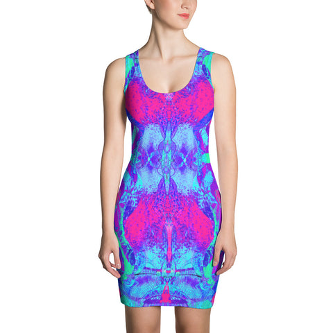 Kandi Flip All-Over Dress -  - Plurthings - ProducerDJ.Market