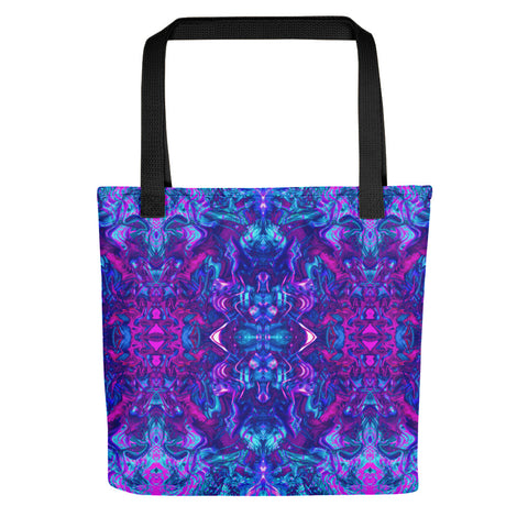 Soul Contracts Fractal Tote Bag
