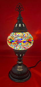 Handcrafted Mosaic Tiffany Table Lamp TMLN2-020