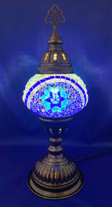 Handcrafted Mosaic Tiffany Table Lamp TMLN2-030