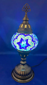 Handcrafted Mosaic Tiffany Table Lamp TMLN2-031
