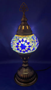 Handcrafted Mosaic Tiffany Table Lamp TMLN2-035