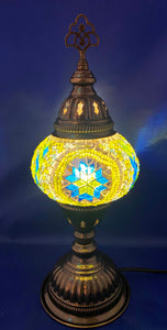 Handcrafted Mosaic Tiffany Table Lamp TMLN2-041