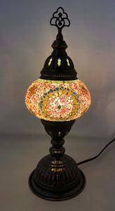 Handcrafted Mosaic Tiffany Table Lamp TMLN2-051