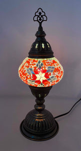 Handcrafted Mosaic Tiffany Table Lamp TMLN2-055
