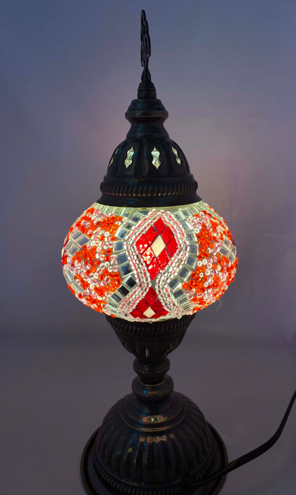 Handcrafted Mosaic Tiffany Table Lamp TMLN2-056