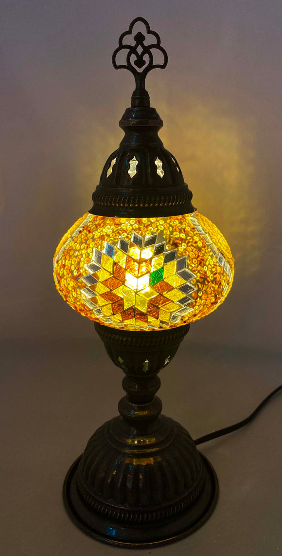 Handcrafted Mosaic Tiffany Table Lamp TMLN2-069